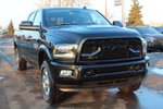 This Black 4 door Laramie Pickup features  a 6 Spd Automatic transmission, a  6.7L  V 8 engine, and has 13 kilometres on it.