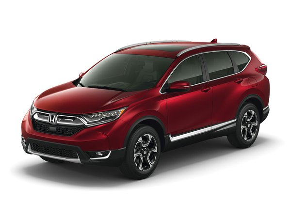 2018 Honda CR-V in Moose Jaw, Saskatchewan
