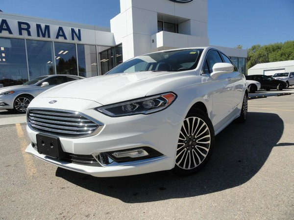 2017 Ford Fusion in Carman, Manitoba