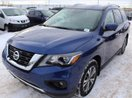 This Blue 4 door SL SUV features a Charcoal interior a CVT transmission, a  3.5L  V 6 engine, and has 0 kilometres on it.