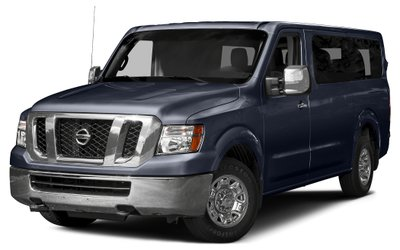 2017 Nissan NV Passenger NV3500 HD in Richmond, British Columbia
