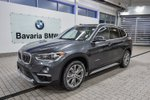 This Grey 4 door xDrive28i SUV features a Black interior a 8 Spd Automatic transmission, a  2.0L  I 4 engine, and has 90 kilometres on it.