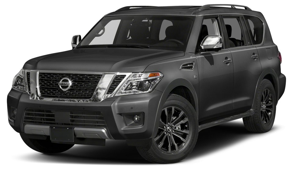 2017 nissan armada for sale in richmond british columbia 9602903. Black Bedroom Furniture Sets. Home Design Ideas
