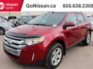 This Red 4 door SEL- AWD, BACK UP CAMERA SUV features a Black interior a 6 Spd Automatic transmission, a  3.5L  V 6 engine, and has 88920 kilometres on it.