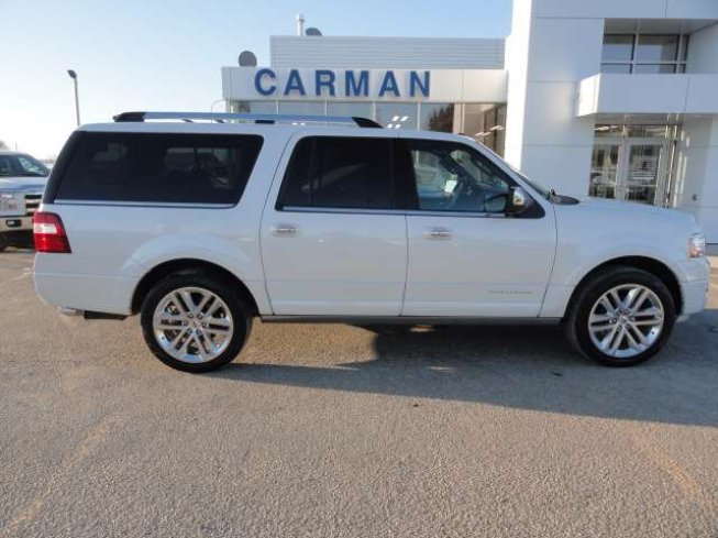 2017 Ford Expedition MAX in Carman, Manitoba