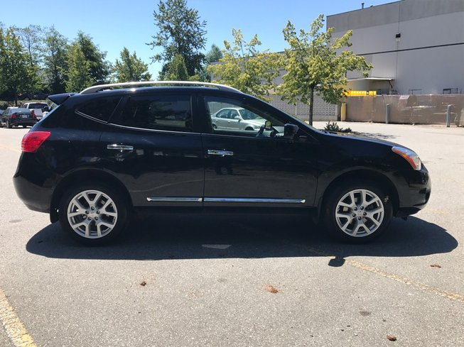 2013 Nissan Rogue in Surrey, British Columbia
