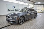 This None 4 door xDrive Gran Coupe Hatchback features a Black interior a 8 Spd Automatic transmission, a  3.0L  I 6 engine, and has 14801 kilometres on it.
