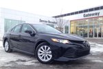 This Black 4 door Not your Granddads Camry! LE Upgrade Package Sedan features a Black interior a 8 Spd Automatic transmission, a  2.5L  I 4 engine, and has 0 kilometres on it.