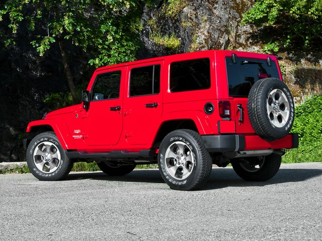 2018 Jeep WRANGLER JK UNLIMITED in Moose Jaw, Saskatchewan
