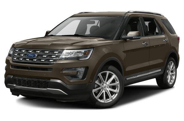 2016 Ford Explorer in Kamloops, British Columbia
