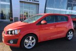 This Red 4 door LT - Automatic, Fuel Sipping Performance! Hatchback features a Black interior a 6 Spd Automatic transmission, a  1.8L  I 4 engine, and has 7399 kilometres on it.