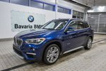 This Blue 4 door xDrive28i SUV features a Black interior a 8 Spd Automatic transmission, a  2.0L  I 4 engine, and has 90 kilometres on it.