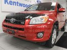 This Red 4 door RAV4 4WD V6 in glamorous red. You can't go wrong SUV features  a 5 Spd Automatic transmission, a  3.5L  V 6 engine, and has 167786 kilometres on it.