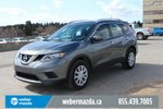 This Grey 4 door ROGUE S / AWD / LOW KM'S SUV features  a CVT transmission, a  2.5L  I 4 engine, and has 36226 kilometres on it.