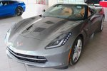 This None 2 door Stingray Convertible 3LT Convertible features  a 8 Spd Automatic transmission, a  6.2L  V 8 engine, and has 2900 kilometres on it.
