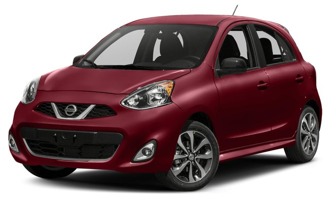 2017 Nissan Micra in Richmond, British Columbia