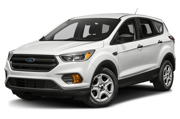 2017 Ford Escape in Kamloops, British Columbia