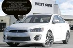 This White 4 door GTS AWC Sedan features a Black interior a CVT transmission, a  2.4L  I 4 engine, and has 15 kilometres on it.