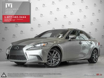 2014 Lexus IS 250 in Edmonton, Alberta