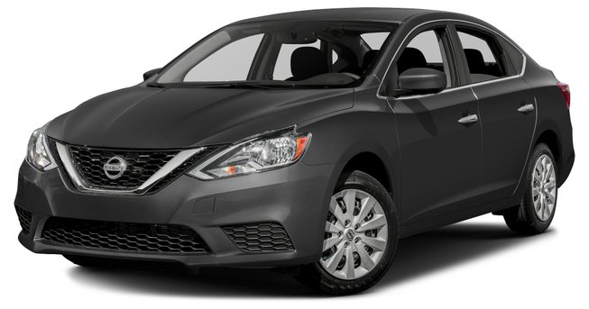2017 Nissan Sentra in Richmond, British Columbia