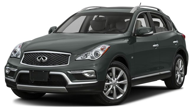 2017 Infiniti QX50 in Richmond, British Columbia