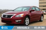 This Red 4 door 2.5 SV 4dr Sedan Sedan features a Grey interior a CVT transmission, a  2.5L  I 4 engine, and has 47401 kilometres on it.