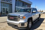 This Silver 4 door SLE Pickup features  a 6 Spd Automatic transmission, a  4.3L  V 6 engine, and has 59518 kilometres on it.