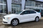 This White 4 door 2.0L Trendline - Fuel Sipping Performance! Sedan features a Black interior a 6 Spd Automatic transmission, a  2.0L  I 4 engine, and has 108145 kilometres on it.