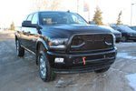 This Black 4 door Laramie Pickup features  a 6 Spd Automatic transmission, a  6.7L  I 6 engine, and has 50 kilometres on it.