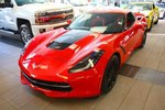 This None 2 door Stingray Z51 Package Coupe features  a 7 Spd Manual transmission, a  6.2L  V 8 engine, and has 4 kilometres on it.