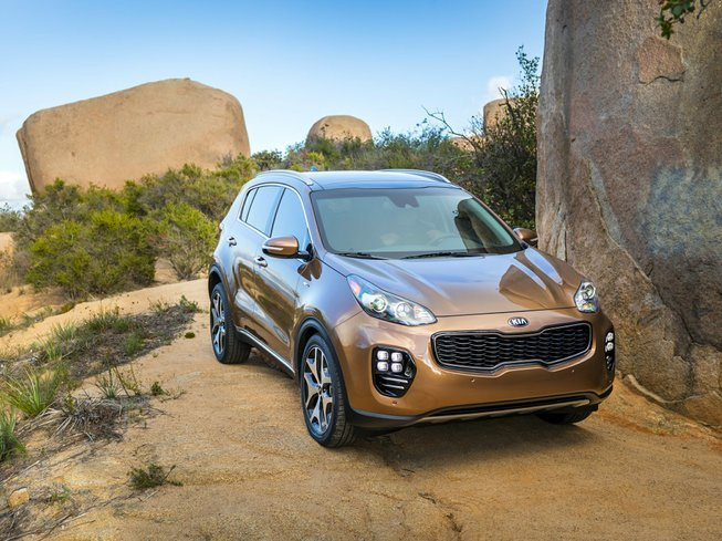 2018 Kia Sportage in Langley, British Columbia