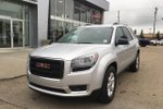 This Silver 4 door SLE2 SUV features  a 6 Spd Automatic transmission, a  3.6L  V 6 engine, and has 90215 kilometres on it.