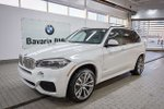 This White 4 door xDrive50i SUV features  a 8 Spd Automatic transmission, a  4.4L  V 8 engine, and has 90 kilometres on it.