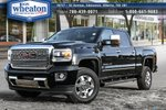 This Black 4 door Denali Pickup features a Black interior a 6 Spd Automatic transmission, a  6.0L  V 8 engine, and has 4 kilometres on it.