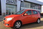 This Orange 4 door LT - Fuel Sipping Performance! Sunroof, Automatic Hatchback features a Dark Grey interior  a  1.6L  I 4 engine, and has 98457 kilometres on it.