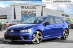 This Blue 4 door 2.0 TSI Hatchback features a Black interior a 6 Spd Manual transmission, a  2.0L  I 4 engine, and has 15679 kilometres on it.