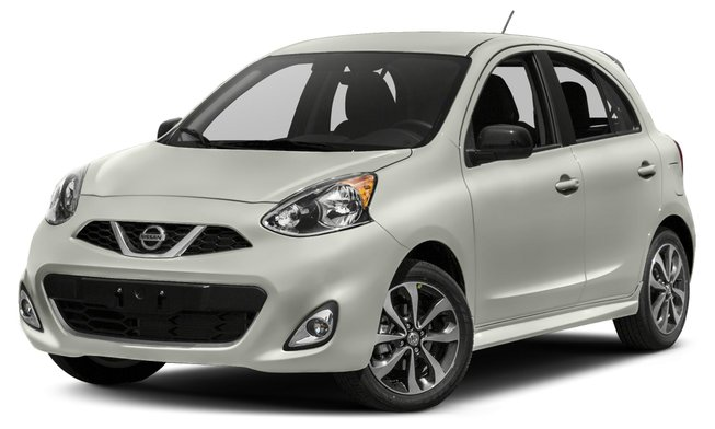 2017 Nissan Micra in Surrey, British Columbia