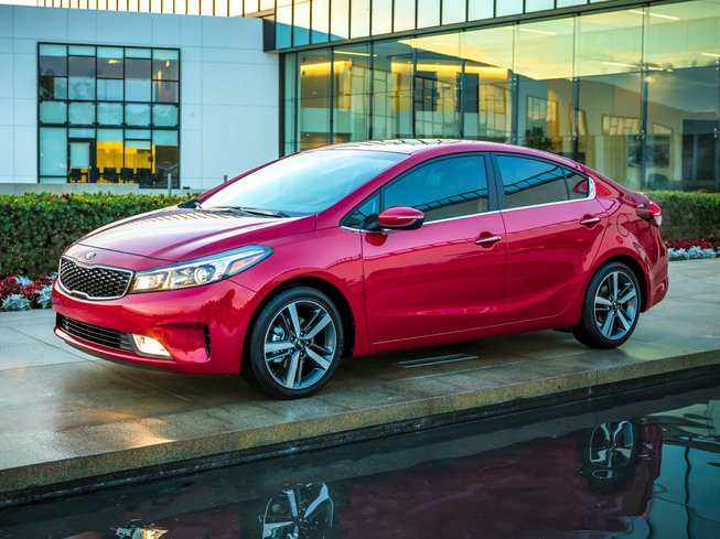 2017 Kia Forte in Surrey, British Columbia