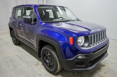 2016 Jeep Renegade in Moose Jaw, Saskatchewan
