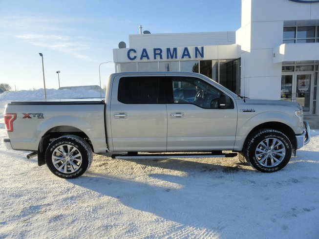 2017 Ford F-150 in Carman, Manitoba