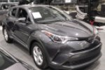 This Grey 4 door XLE Chrome Side Sills, Door Sill Protectors SUV features a Black interior a CVT transmission, a  2.0L  I 4 engine, and has 0 kilometres on it.