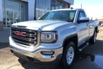 This Silver 2 door SLE Pickup features  a 6 Spd Automatic transmission, a  5.3L  V 8 engine, and has 39408 kilometres on it.