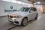 This Silver 4 door xDrive35i SUV features a Black interior a 8 Spd Automatic transmission, a  3.0L  I 6 engine, and has 90 kilometres on it.