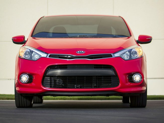 2016 Kia Forte Koup in Surrey, British Columbia