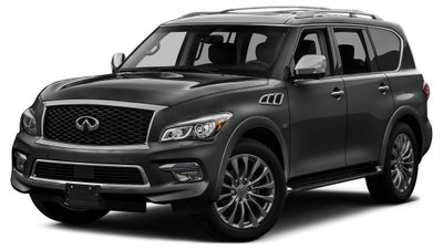 2017 Infiniti QX80 in Richmond, British Columbia