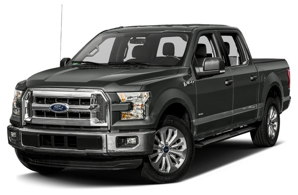 2016 Ford F-150 in Kamloops, British Columbia