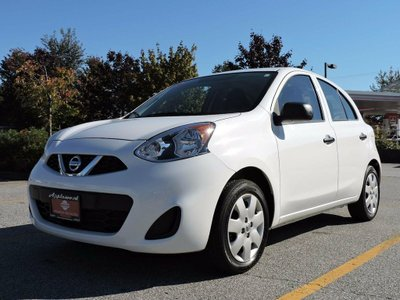2016 Nissan Micra in Langley, British Columbia