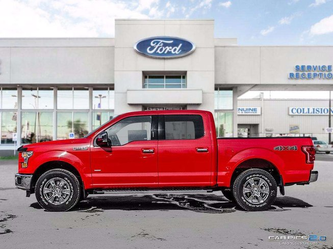 2016 Ford F-150 in Winnipeg, Manitoba