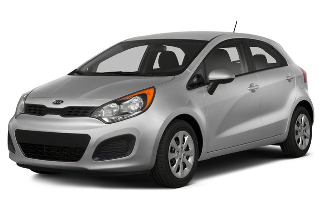 2013 Kia Rio in Langley, British Columbia