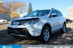 This White 4 door AWD XLE - B/U CAM - WE FINANCE - NO ADMIN FEES SUV features  a 6 Spd Automatic transmission, a  2.5L  I 4 engine, and has 72181 kilometres on it.